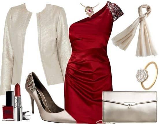 Habillez-vous en rouge pour les fêtes de Noël !