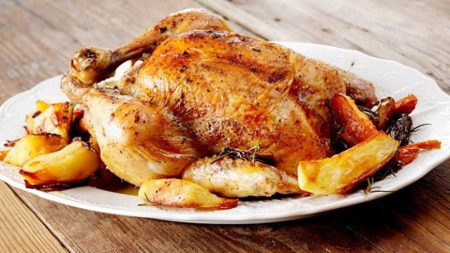La viande de poulet