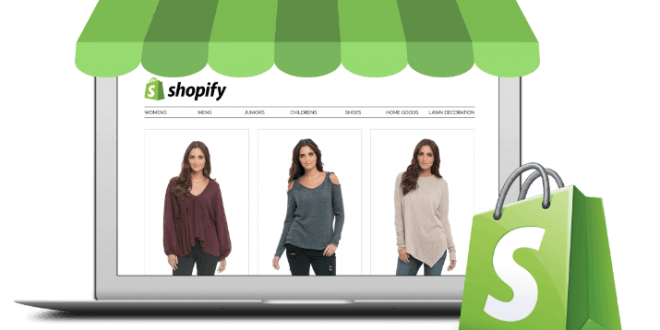 dropshipping avec Shopify et Oberlo