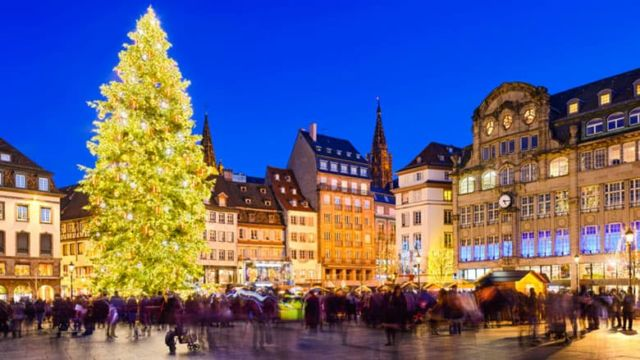 Top 7 des marchés de Noël au monde