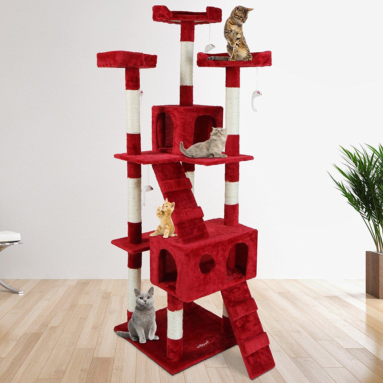 arbre à chat Leopet