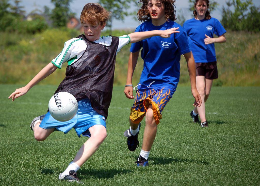 sport enfants motivation famille