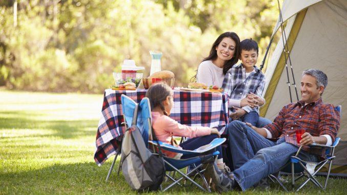 camping-en-famille