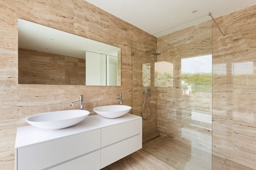 touche luxe salle de bain