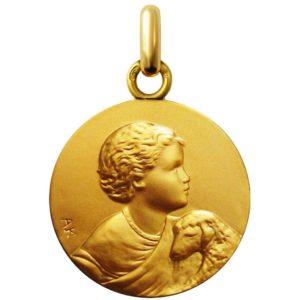 acheter une médaille de baptême