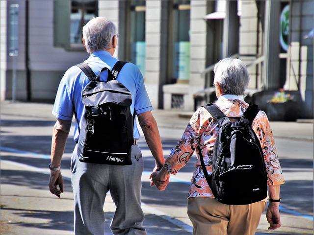 aides financières aux personnes âgées