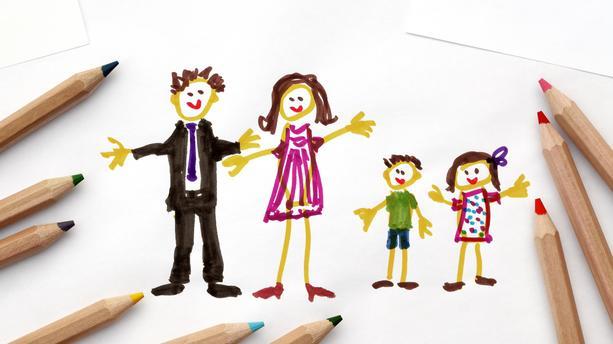Réaliser des dessins thématiques avec ses enfants