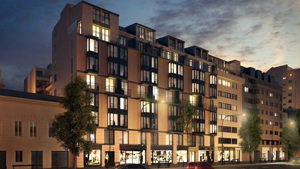 investir dans l'immobilier neuf à Paris