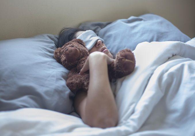 Dormir, mais pas trop