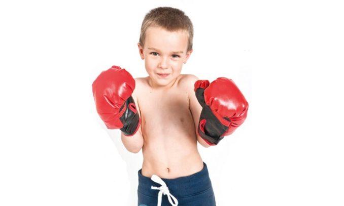 Punching-ball pour enfant