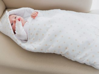 nid d'ange pour bébé