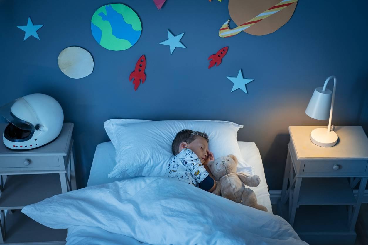 stickers chambre d'enfant