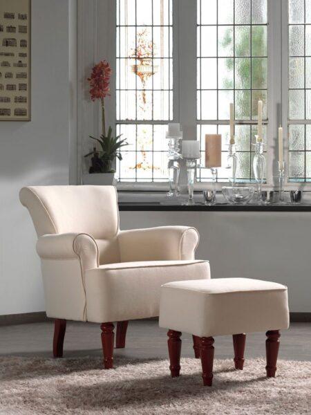 fauteuil contemporain en tissu MatelPro